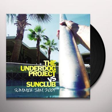 Underdog Project SUMMER JAM 2004 Vinyl Record
