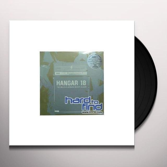 Hangar 18 MULTI-PLATINUM DEBUT LP Vinyl Record