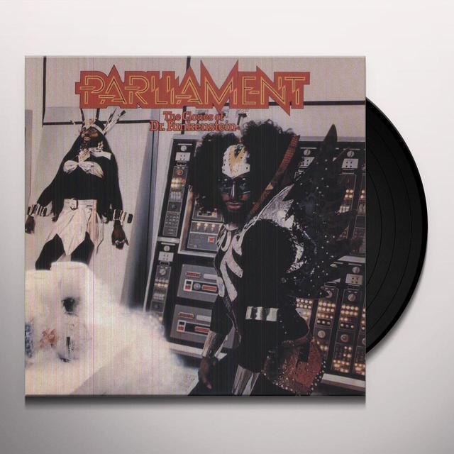 Parliament CLONES OF DR FUNKENSTEIN Vinyl Record