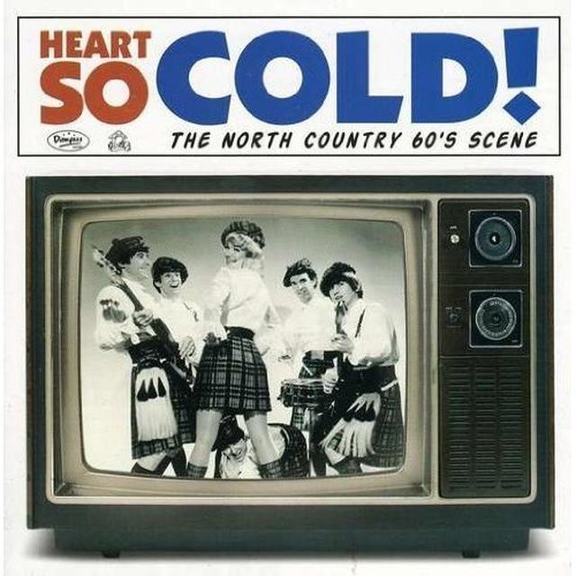 HEART SO COLD: PLATTSBURGH-BURLINGTON 60S SCENE Vinyl Record