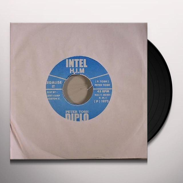 Peter Tosh LEGALISE IT (Vinyl)