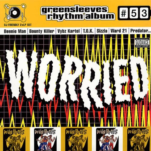 WORRIED / VARIOUS Vinyl Record
