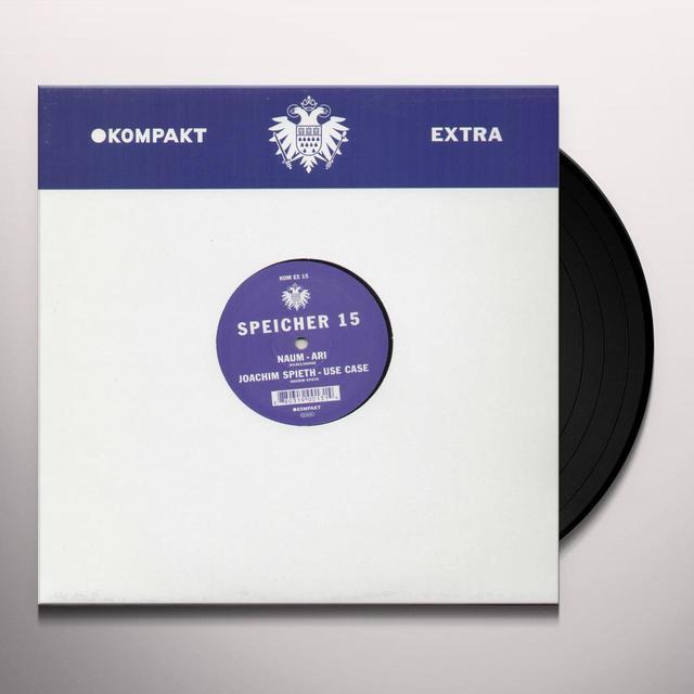 Joachim Naum / Spieth SPEICHER 15 Vinyl Record