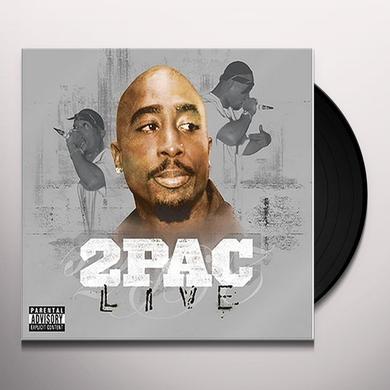 2PAC LIVE (Vinyl)