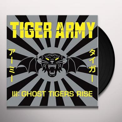 TIGER ARMY III: GHOST TIGERS RISE Vinyl Record