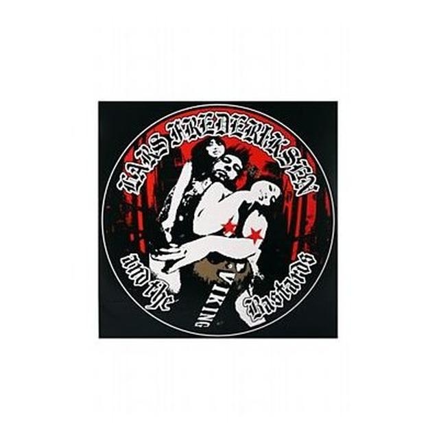 Lars Frederiksen & The Bastards VIKING Vinyl Record