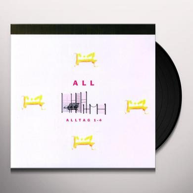 ALLTAG 1-4 Vinyl Record