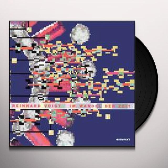 Reinhard Voigt IM WANDEL DER ZEIT Vinyl Record