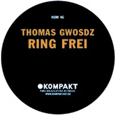 Thomas Gwosdz RING FREI Vinyl Record