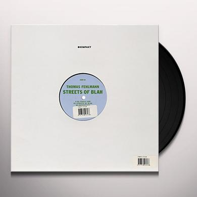 Thomas Fehlmann STREETS OF BLAH Vinyl Record