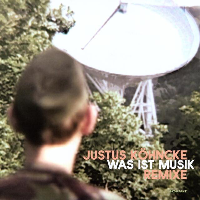 Justus Khncke WAS IST MUSIK: THE REMIX Vinyl Record