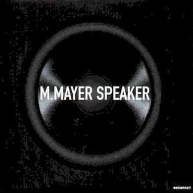 Michael Mayer SPEAKER Vinyl Record