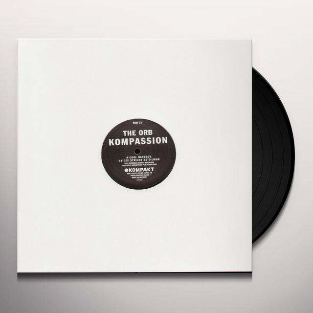 Orb KOMPASSION Vinyl Record