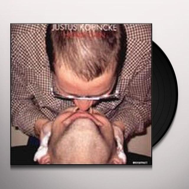Justus Khncke HOMOGEN Vinyl Record