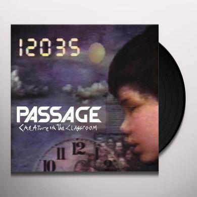 Passage CREATURE IN THE CLASSROOM Vinyl Record