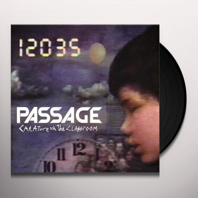 Passage CREATURE IN THE CLASSROOM Vinyl Record