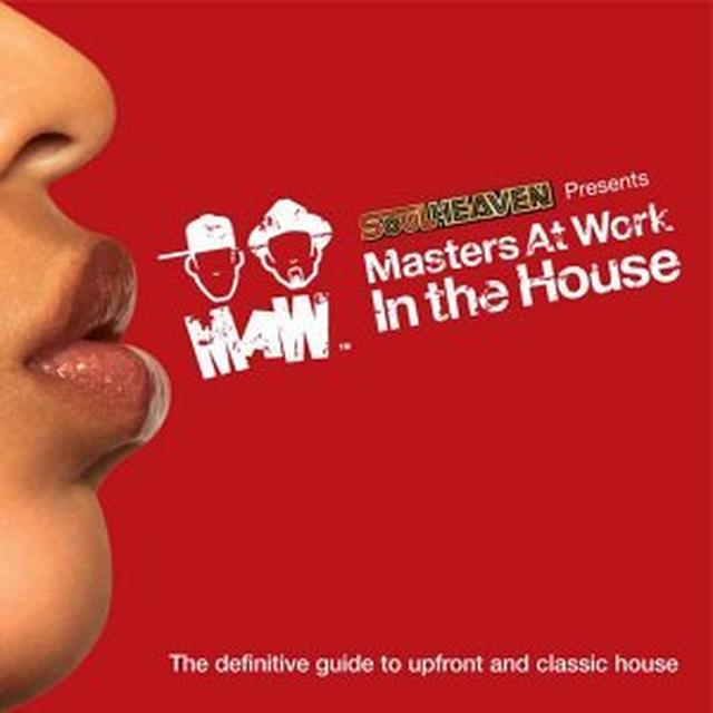 Masters At Work IN THE HOUSE: SOUL HEAVEN 2 Vinyl Record