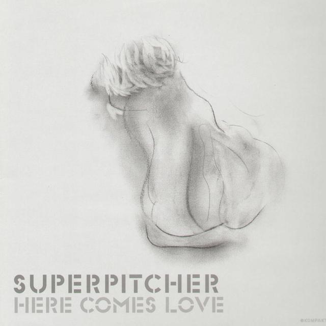 Superpitcher HERE COMES LOVE Vinyl Record