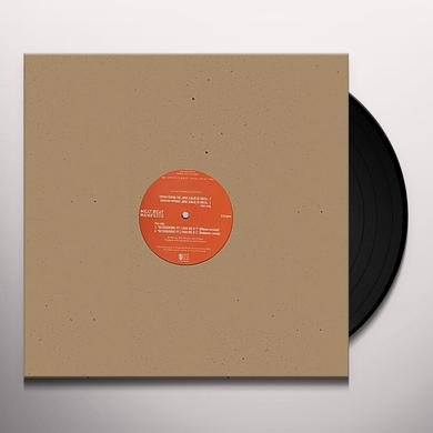 Meat Beat Manifesto ECHO IN SPACE DUB Vinyl Record