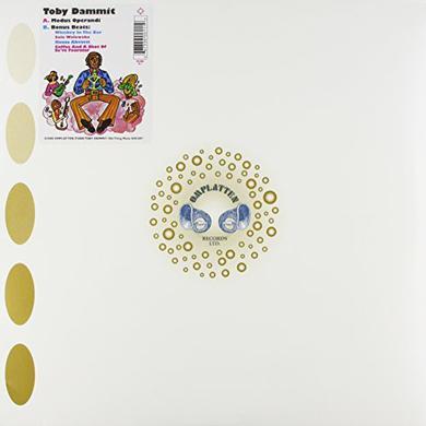 Toby Dammit MODUS OPERANDI Vinyl Record