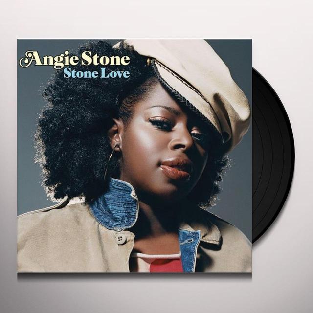 Angie Stone STONE LOVE (Vinyl)