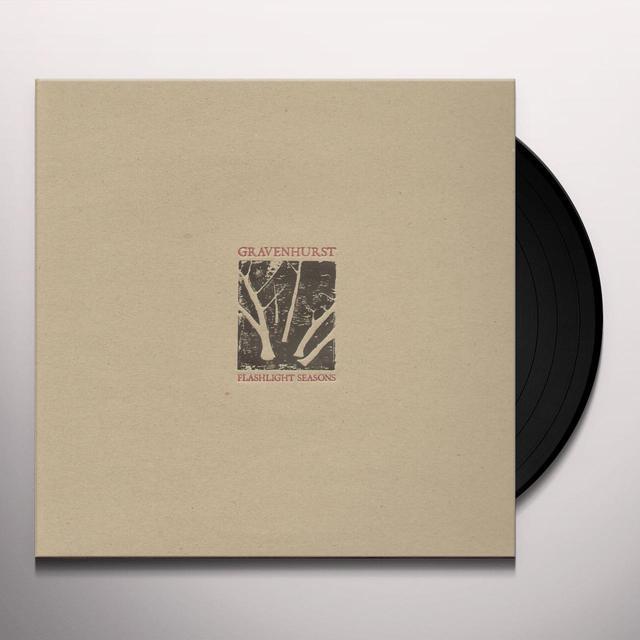 Gravenhurst FLASHLIGHT SEASONS Vinyl Record