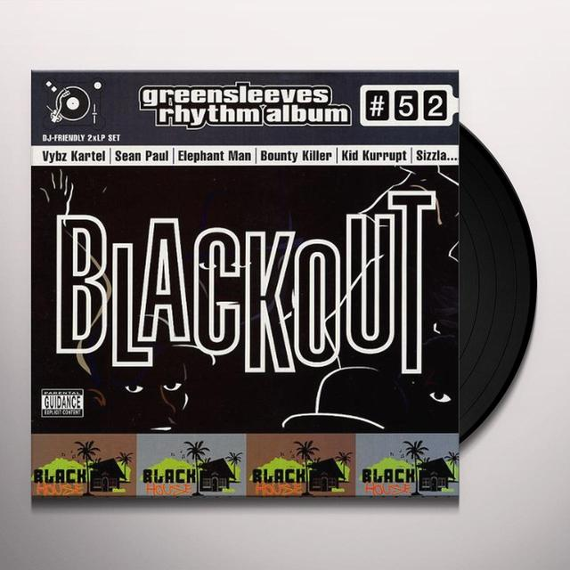 BLACKOUT / VARIOUS Vinyl Record