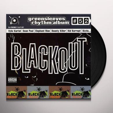 BLACKOUT / VARIOUS Vinyl Record