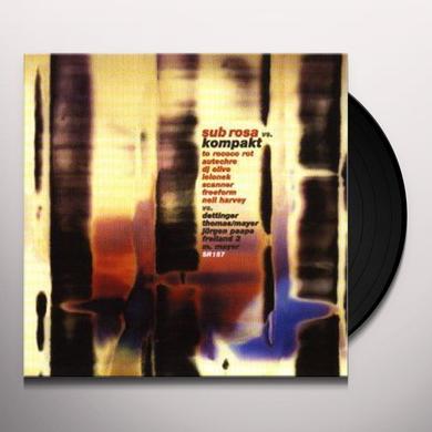 SUB ROSA VS KOMPAKT / VARIOUS Vinyl Record