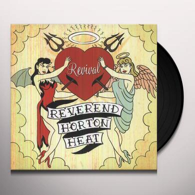 The Reverend Horton Heat REVIVAL Vinyl Record