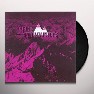 PINK MOUNTAINTOPS Vinyl Record