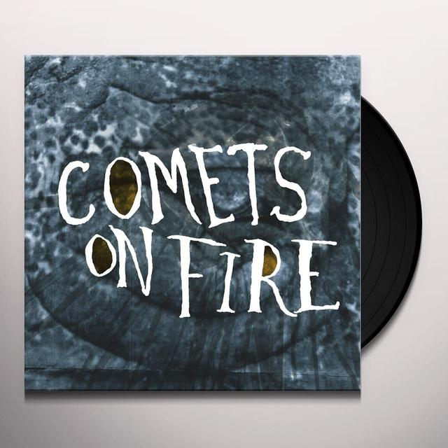 Comets On Fire BLUE CATHEDRAL Vinyl Record