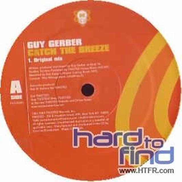 Guy Gerber CATCH THE BREEZE / WILD HORSES Vinyl Record