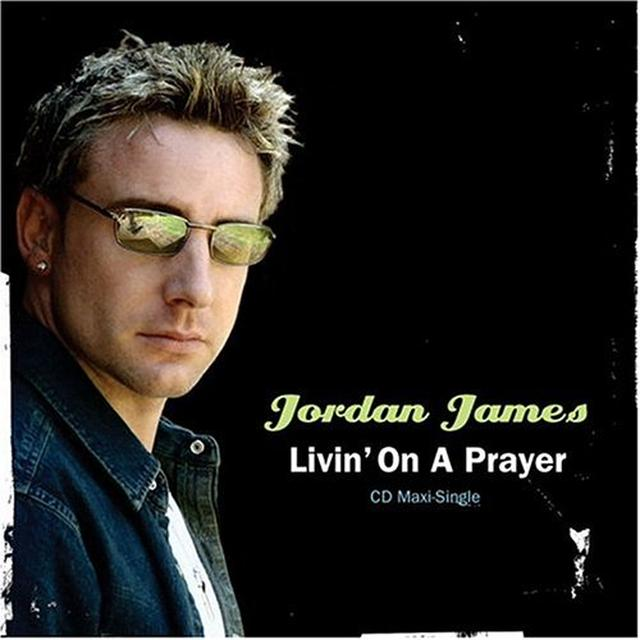 Jordan James LIVING ON A PRAYER (X4) Vinyl Record