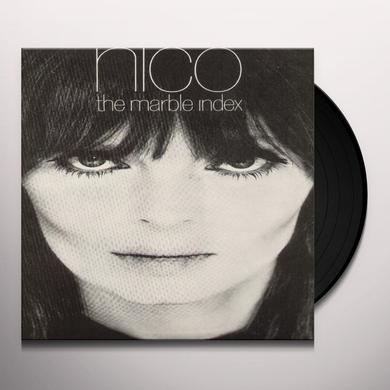 Nico MARBLE INDEX Vinyl Record