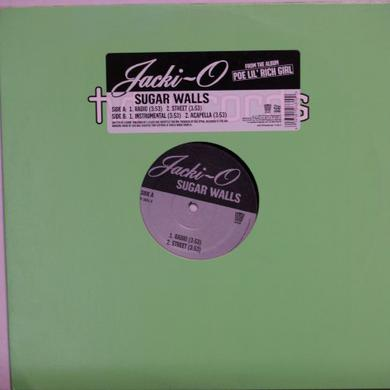 Jacki-O SUGAR WALLS Vinyl Record