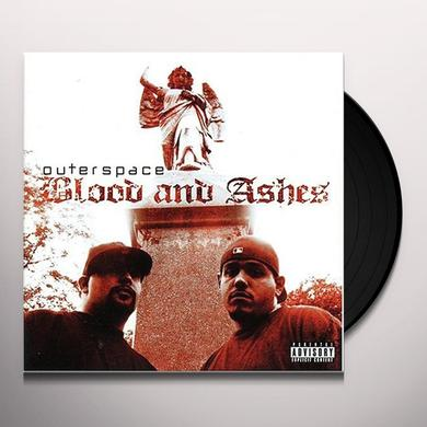 Outerspace BLOOD & ASHES Vinyl Record