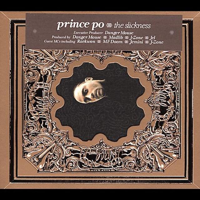Prince Po SLICKNESS Vinyl Record