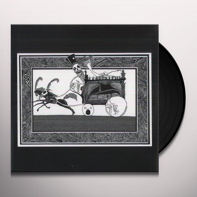 Rudimentary Peni ARCHAIC Vinyl Record - 180 Gram Pressing