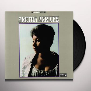 Aretha Franklin ARETHA ARRIVES Vinyl Record