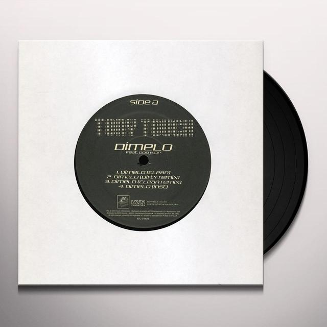 Tony Featuring P Diddy / Black Rob Touch & G Dep DIMELO: NON STOP Vinyl Record