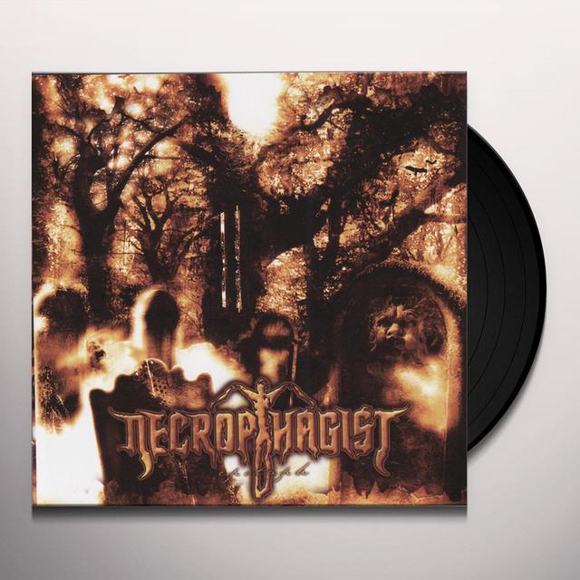 Necrophagist EPITAPH Vinyl Record