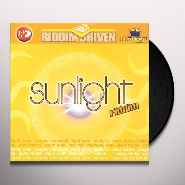 RIDDIM DRIVEN: SUNLIGHT / VARIOUS Vinyl Record