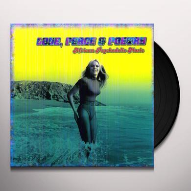 LOVE PEACE & POETRY: AFRICAN PSYCHADELIC MUSIC /VA Vinyl Record
