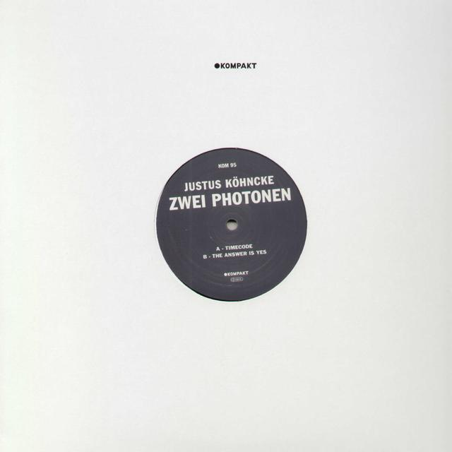 Justus Köhncke ZWEI PHOTONEN (EP) Vinyl Record