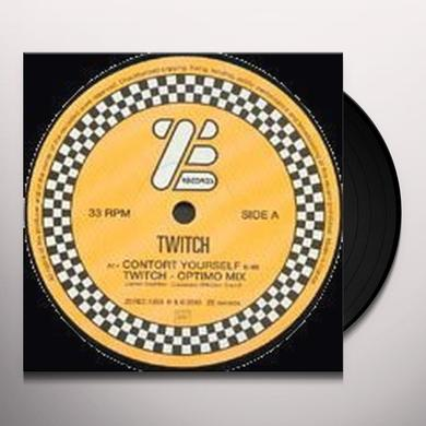Twitch CONTORT YOURSELF Vinyl Record