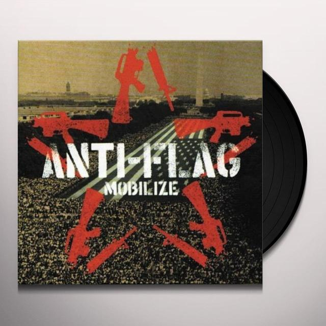Anti-Flag MOBILIZE Vinyl Record