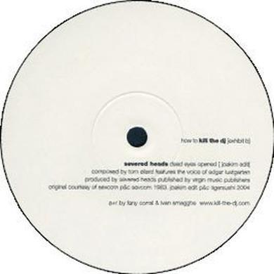 Essit Musique KILL THE DJ EXHIBIT Vinyl Record