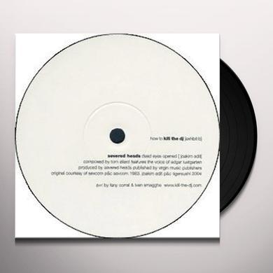 Essit Musique KILL THE DJ EXHIBIT (EP) Vinyl Record