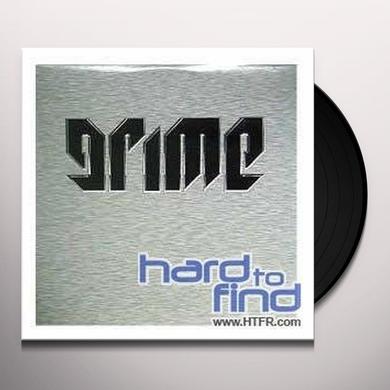 GRIME / VARIOUS Vinyl Record